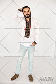 Чоловіча вишита сорочка «ГВ1541»