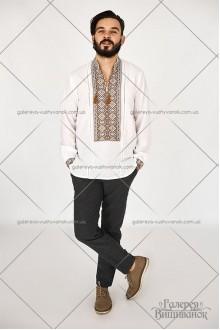 Чоловіча вишита  сорочка «ГВ1161»