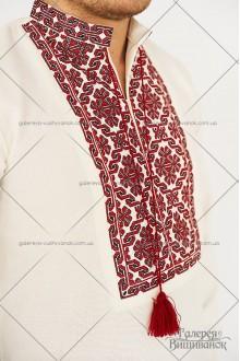 Чоловіча вишита сорочка «Любомир» та вишита сукня «Любомира»