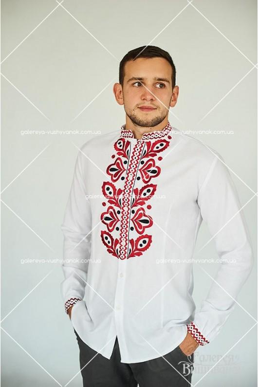 Чоловіча сорочка «Слім»