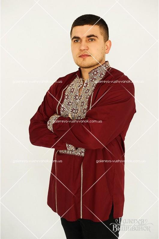 Чоловіча сорочка «ГВ1061»