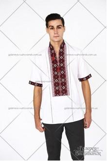 Чоловіча вишита  сорочка «ГВ1162»