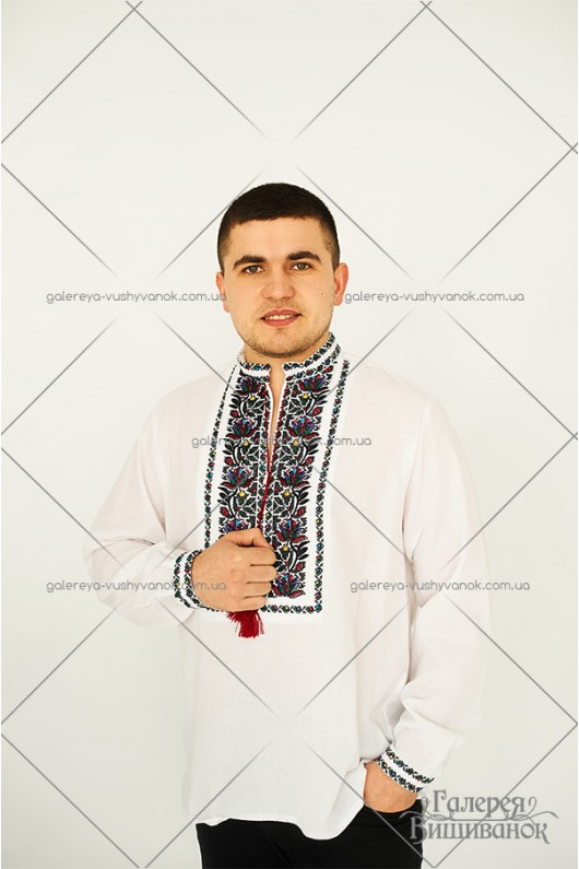 Чоловіча сорочка «Ренат»