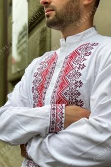 Чоловіча вишита сорочка «Дипломат»