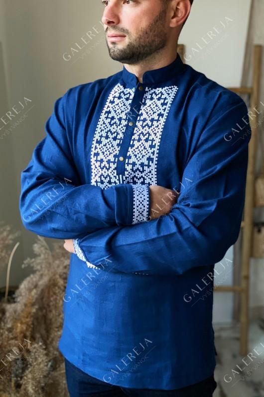Чоловіча вишита сорочка «Низинка»