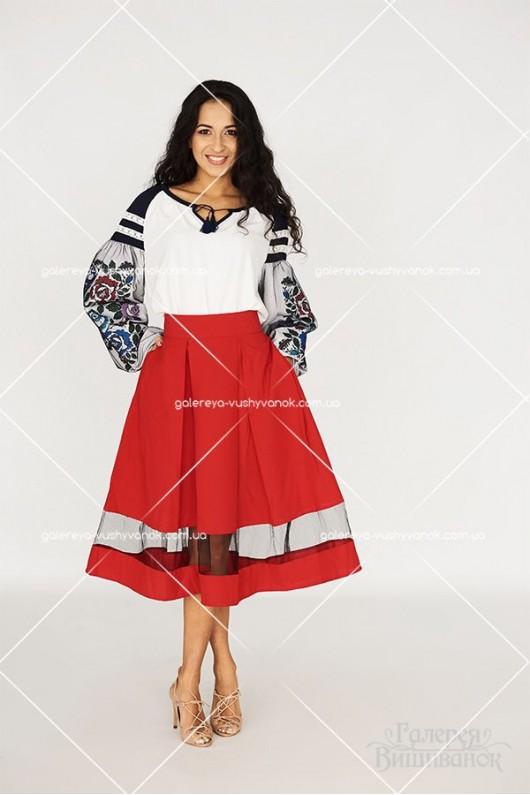 Жіноча блузка «ГВ2681»
