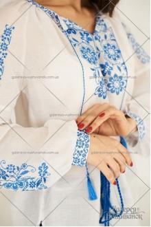 Жіноча вишита блузка «Жар-птиця»