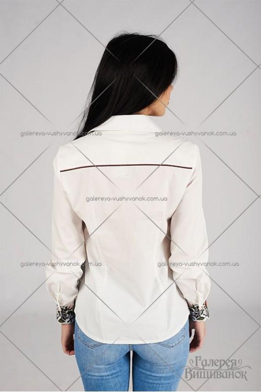Жіноча сорочка «ГВ2591»