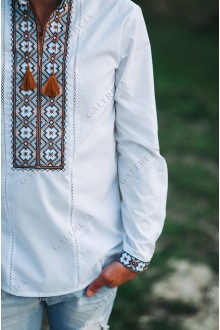 Чоловіча вишита сорочка «ГВ1131»