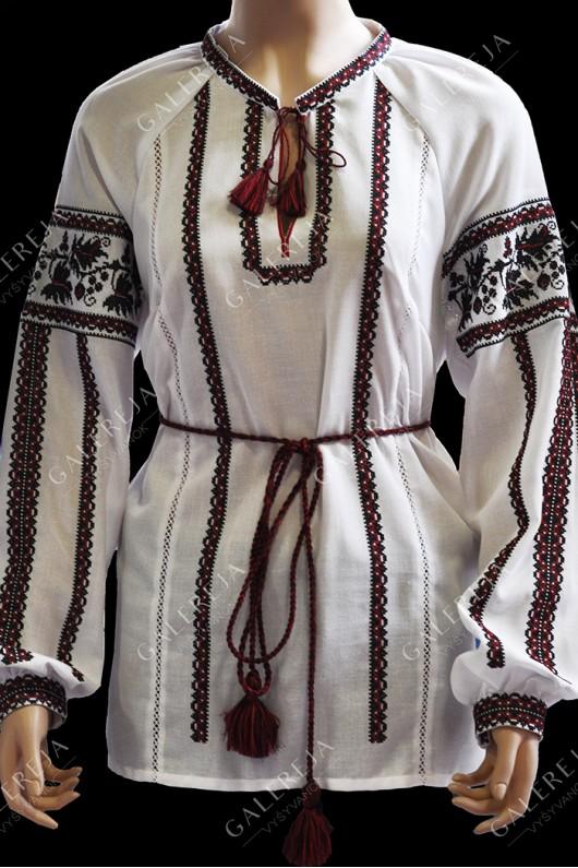 Жіноча вишита блузка «ГВ2171»