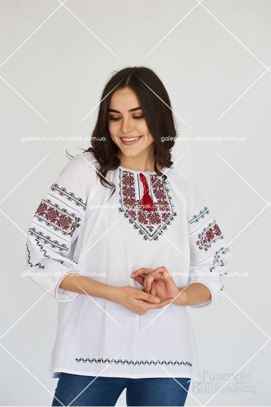 Жіноча блузка «Андріана»