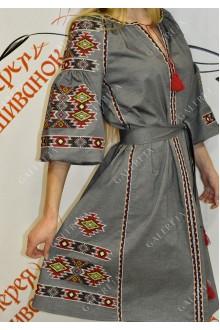 Сукня вишита «ГВ6421»