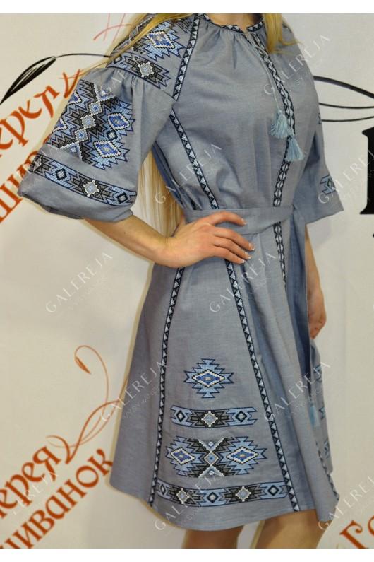 Сукня вишита«ГВ6421»