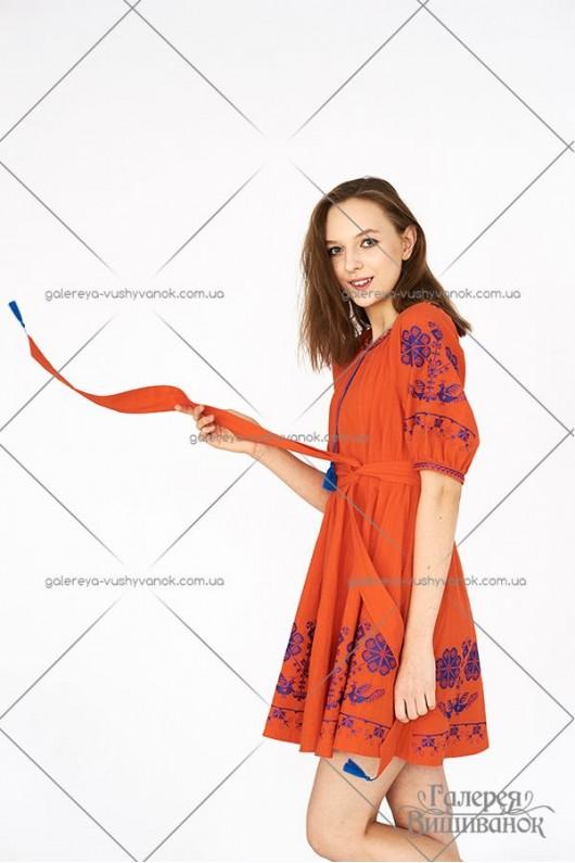 Сукня «ГВ6651»