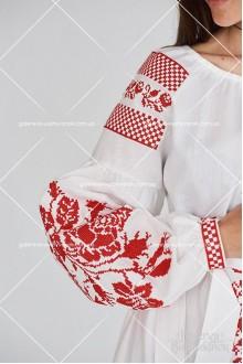Сукня «Червона троянда»