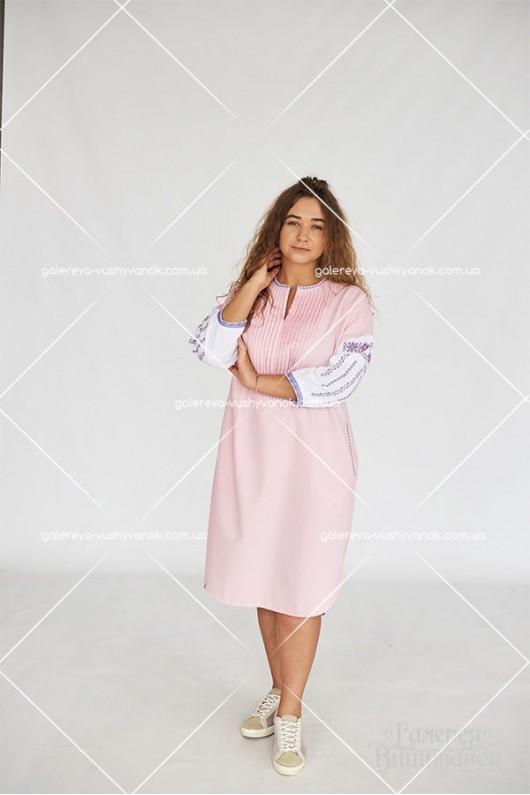 Ексклюзивна сукня «Фіолетовий сніг»
