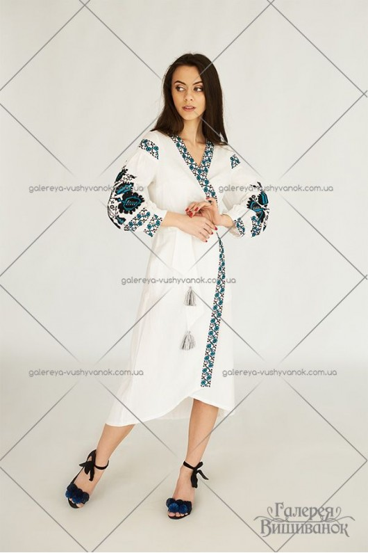 Сукня вишита «Дерево життя»