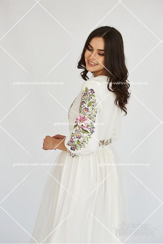 Сукня «Лілія-фатин»