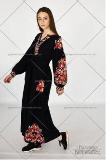 Сукня вишита «Вікторія»