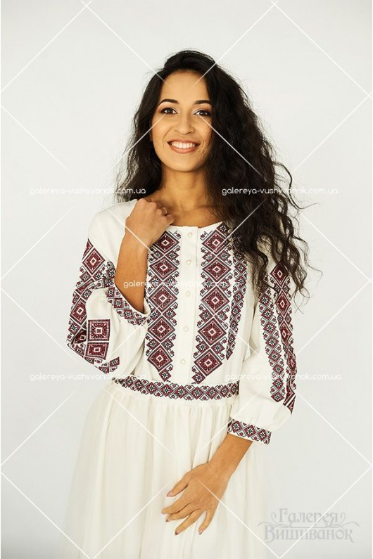 Сукня «Мирослава-фатін»