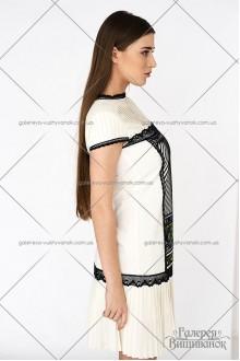 Сукня «Борщівка-гофре»
