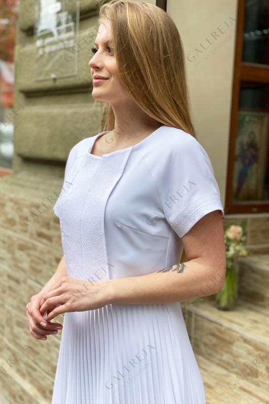 Жіноча вишита сукня «Гофре»