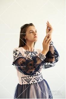 Сукня «Грація-фатин»