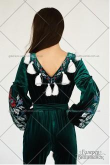 Жіночий комбінезон «Оксамит»