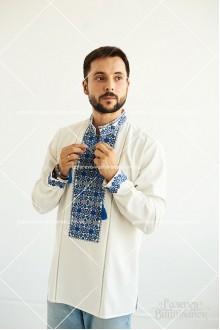 Чоловіча сорочка «ГВ1191»  і жіноча блузка «ГВ2192»