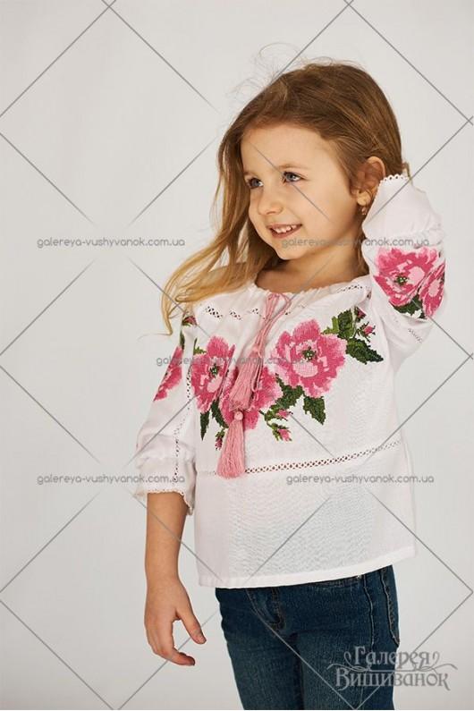 Блузка для девочки «ГВ4041»