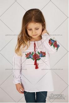 Блузка для девочки «ГВ4051»