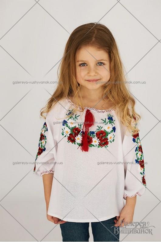 Блузка для девочки «Арина»