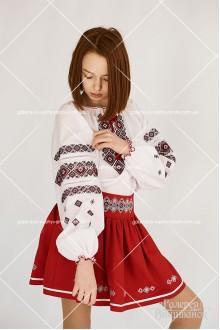 Блузка для девочки «Мирослава»