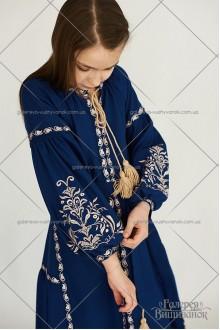 Платье для девочки «Дерево жызни»