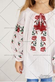Блузка для девочки «ГВ4161»