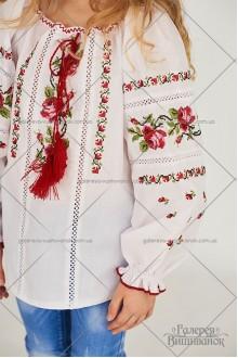 Блузка для девочки «Кристина»