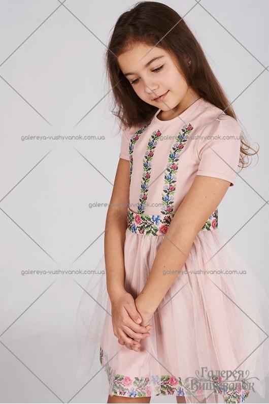 Платье для девочки «ГВ4181»