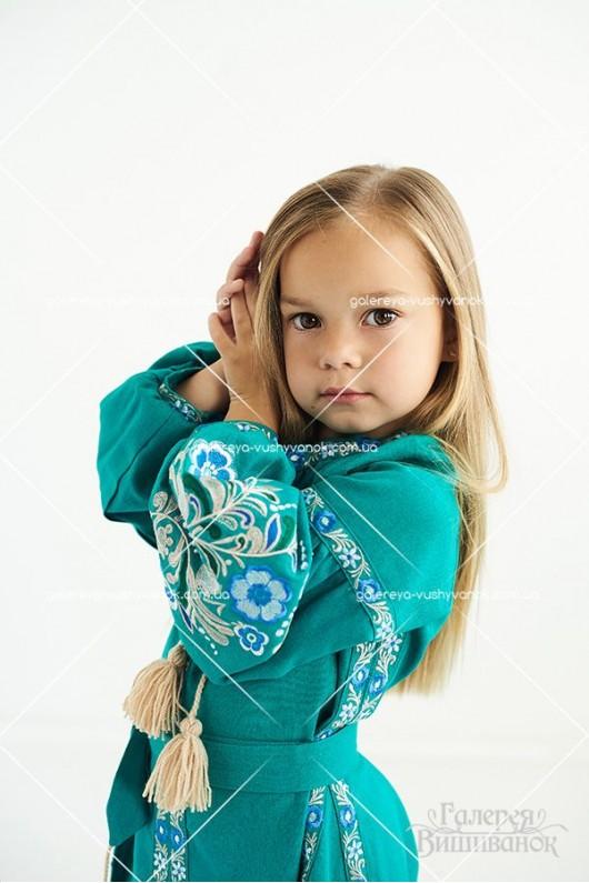 Сукня для дівчинки «Аліна»