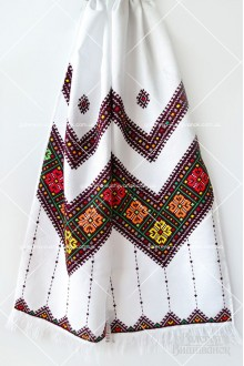 Свадебный рушник «Цветочный сад»