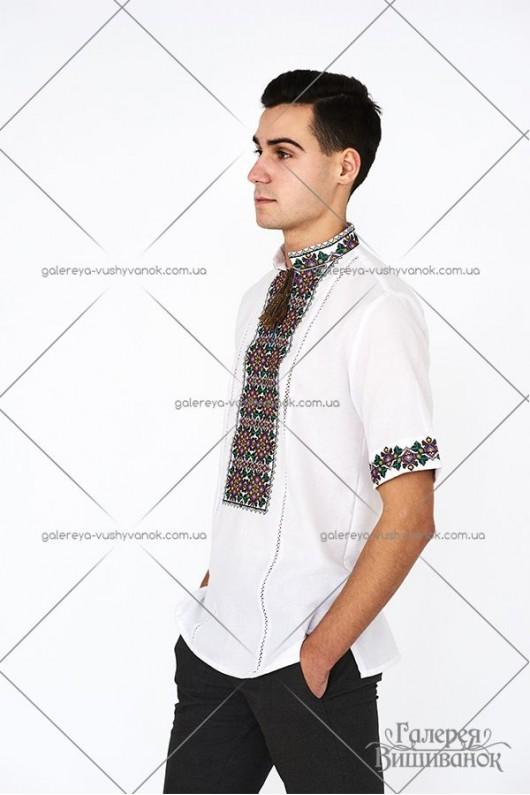 Чоловіча вишита  сорочка «ГВ1191»