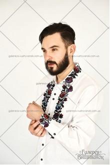 Чоловіча вишита  сорочка «Павло»