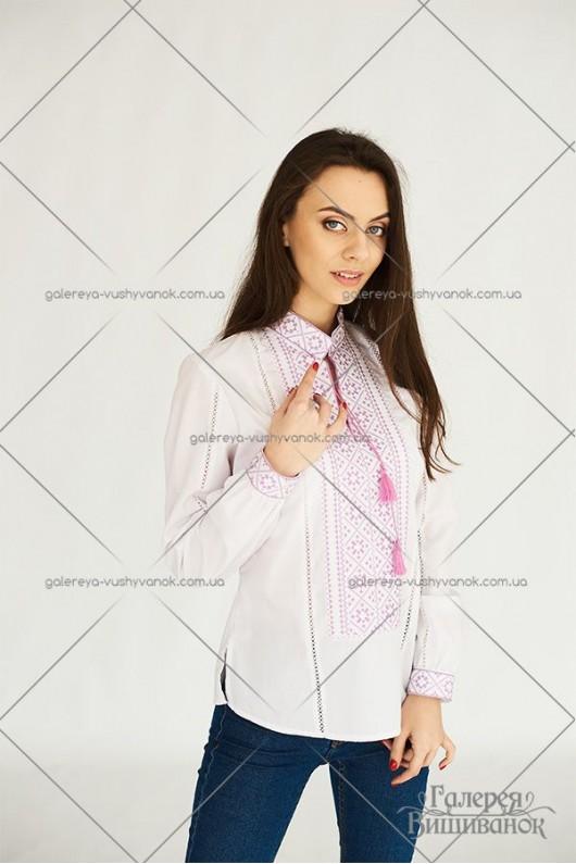 Женская рубашка «ГВ2072»