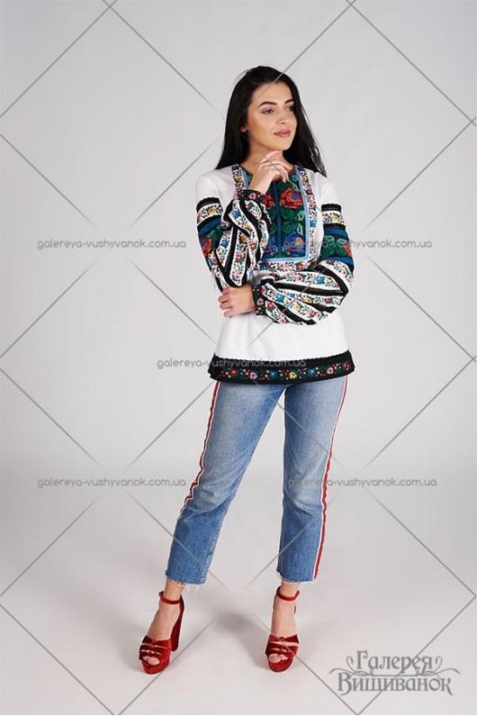 Женская блузка «Божена»