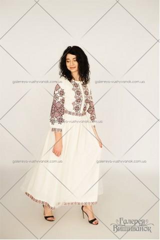 baf153ad6817c4 Сукня «Вероніка-фатін» ...